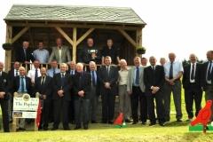 Centenary Past Captains