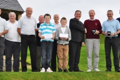 Past captains day 2012