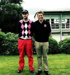 Liam Shanks & Donald Standaloft