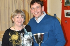 Elaine Thom & Donald Standaloft 2016 Champions