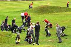 Past Captains scramble 2012